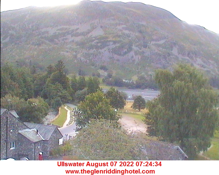 Glenridding Hotel WebCam